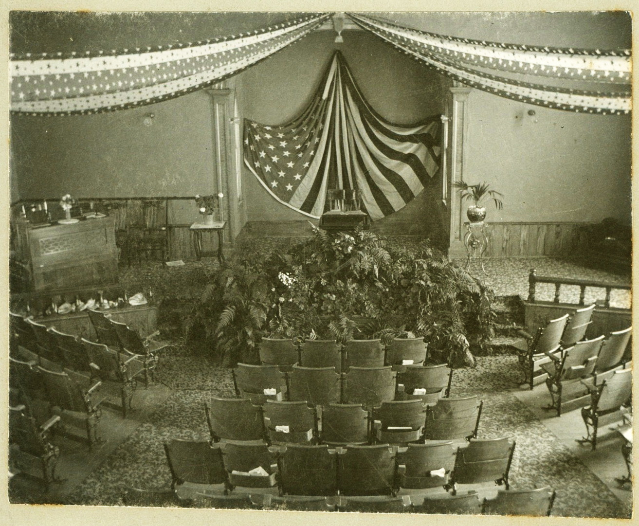 10 - Church interior decorated for July 4th.jpg